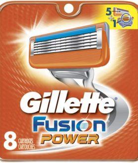 gillette fusion power 8 blades
