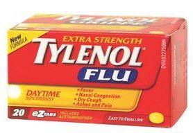 tylenol flu daytime