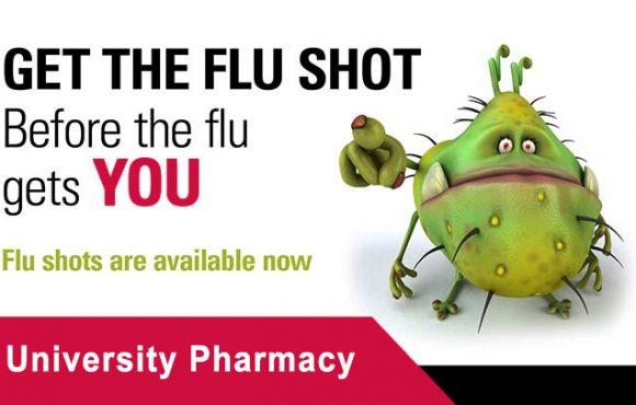 Flu Shots Start November 1, 2019