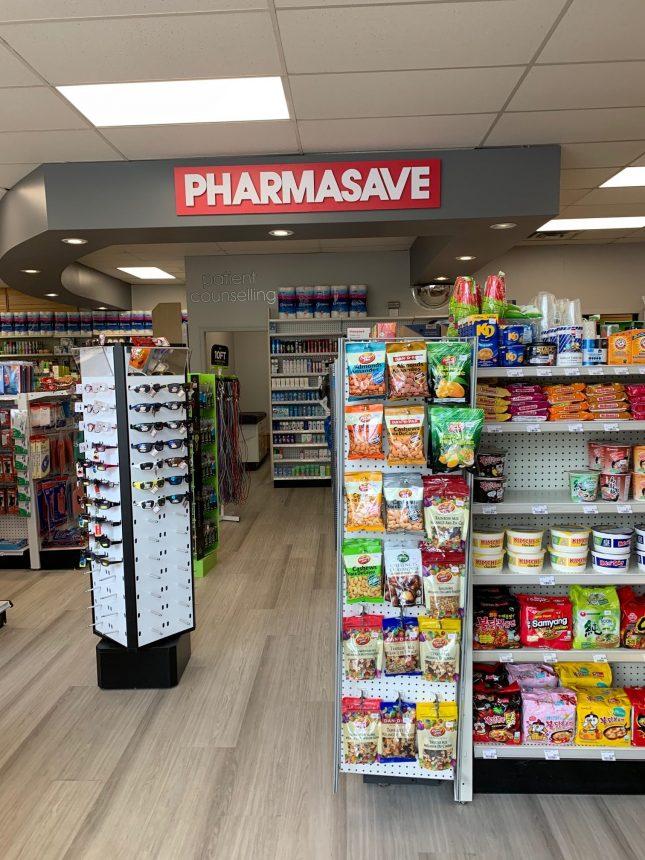 prescription refills in-store or online