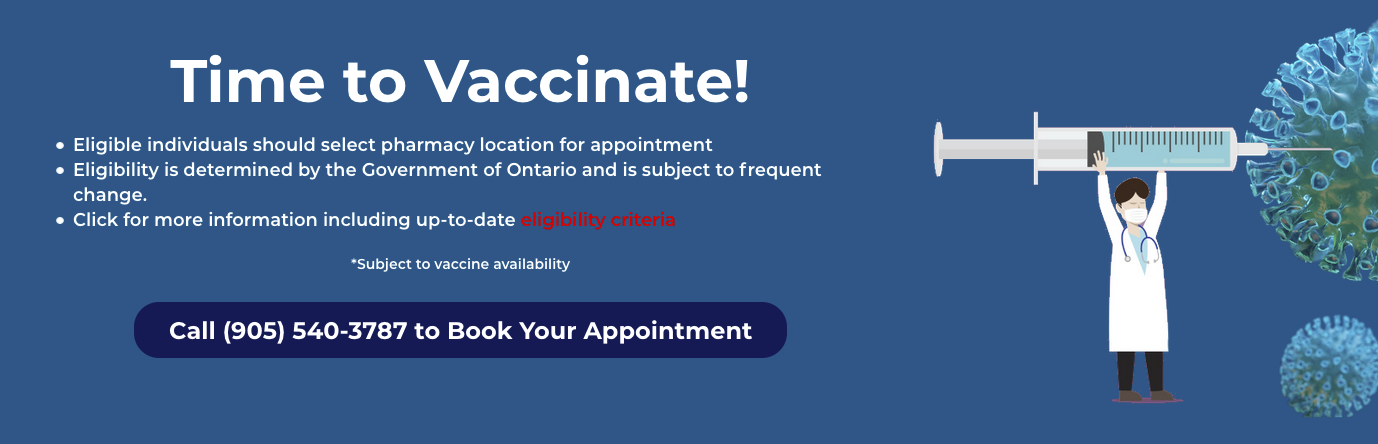 book your covid vaccine today