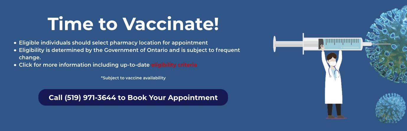 covid vaccine windsor student centre pharmacy